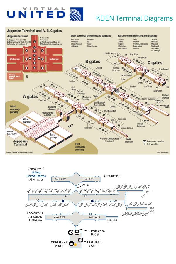 21 model Denver Airport Map United Airlines – bnhspine.com
