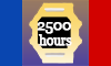 2500 Hours