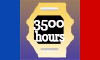 3500 Hours
