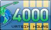 4000 VATSIM Hours