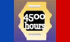 4500 Hours