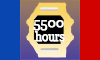 5500 Hours
