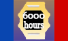 6000 Hours