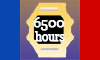 6500 Hours