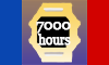 7000 Hours