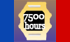 7500 Hours