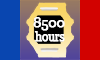 8500 Hours
