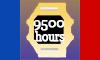 9500 Hours