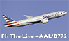 Fly The Line - AAL/B772
