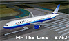 Fly The Line - B763