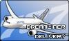 Dreamliner Delivery